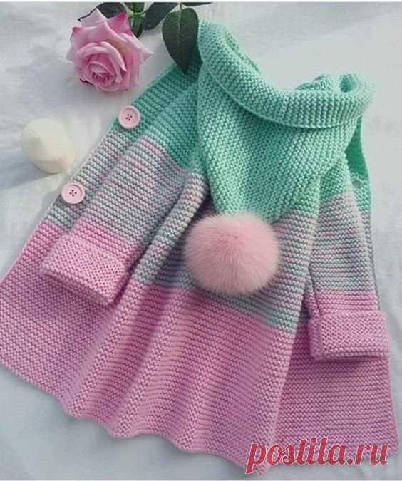 Стильное вязание детям   guri-info   Яндекс Дзен