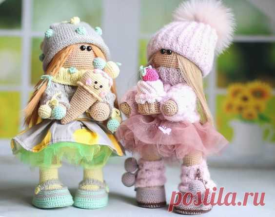 Обожаю таких куколок!