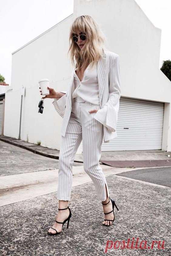 Образы уличного стиля. — Модно / Nemodno