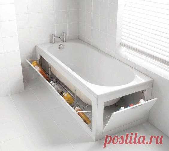 La idea de clase para de baño