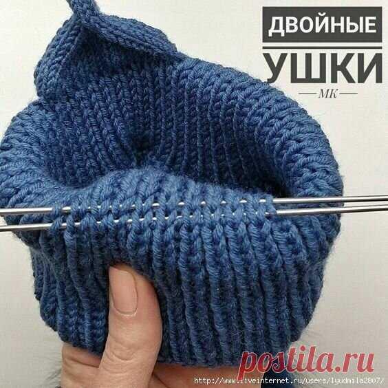 Полезности при вязании шапок спицами | Модное вязание | Яндекс Дзен