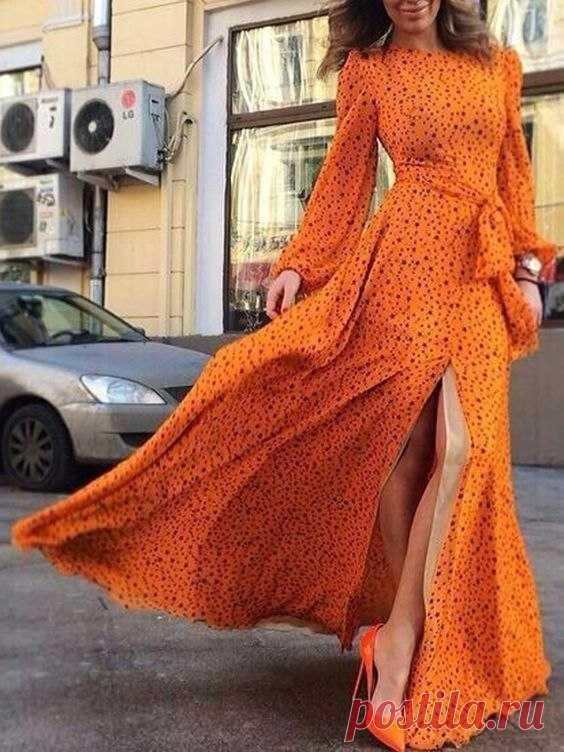 Veraniego maksi los vestidos. — es a la moda \/ Nemodno