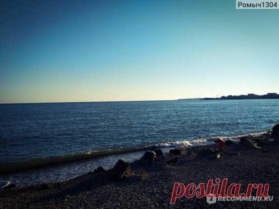Абхазия, Сухум - «Лето, солнце, море, пляж, холодное пиво… Чтобы испытать всё это, мы с женой решили поехать в Сухум🌊🚉» | Отзывы покупателей
