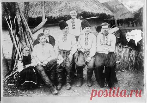 Украинцы: потомками каких народов они являются