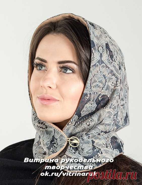 Любите необычные и стильные головные уборы - шейте своими руками! - медиаплатформа МирТесен