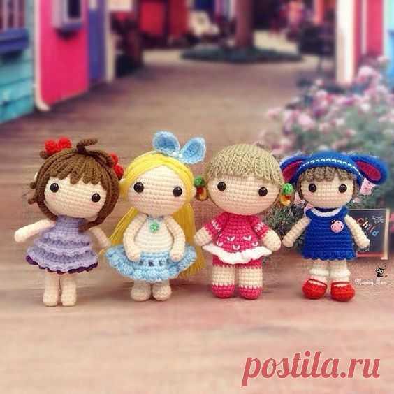 Amigurumi Boneca Lol De 10 Modelos E Ideias Amigurumi
