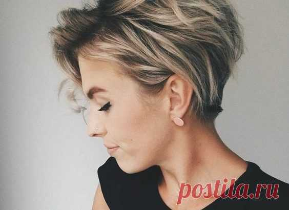 Stylish female hairstyles to whom for 40: 22 novelties of 2018 — the World interesting