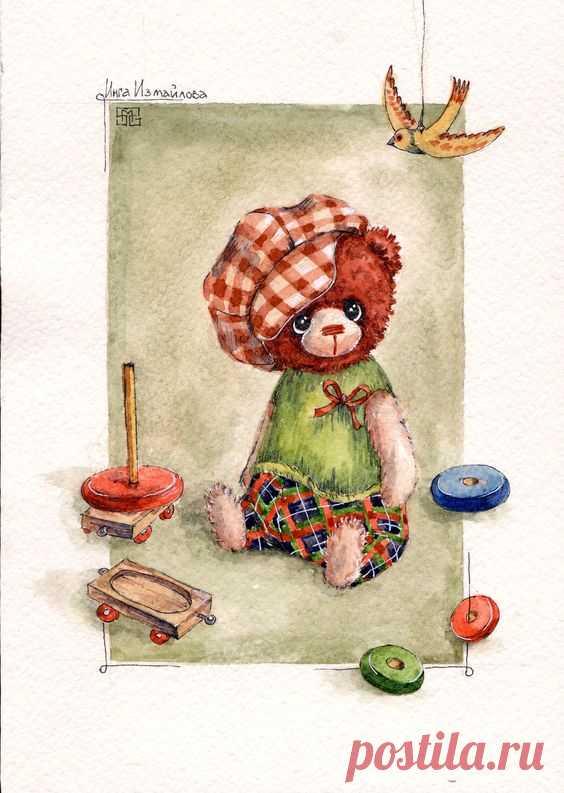 Югра, инга измайлова открытки