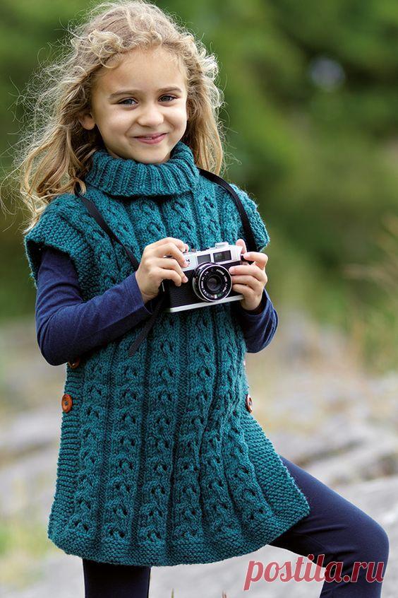 Уникальная вещь на любое время года - вязаный жилет, от мала до велика! Схемы вязания и идеи для воплощения! | Юлия Жданова | Яндекс Дзен
