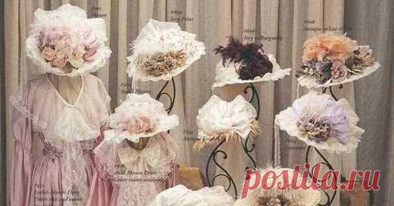 Шляпы, шапочки,  капоры,цилиндры,кепки и...История, крой, книга           Женсикй костюм без аксессуаров просто невозможет. Тем более в реконструкции одежды на эпохи прошлых столетий.  Предлагаю поговорит...