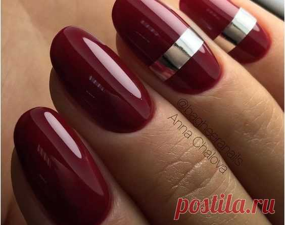 The top of 30 ideas of manicure which precisely will be pleasant to you – Is aware of Life
