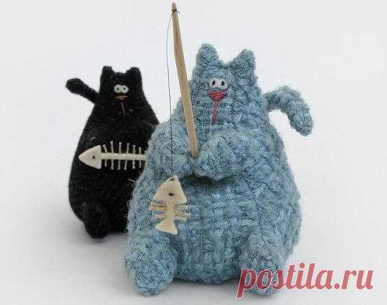 Los gatitos entretenidos)