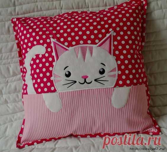 Las almohadas entretenidas para todos los gustos