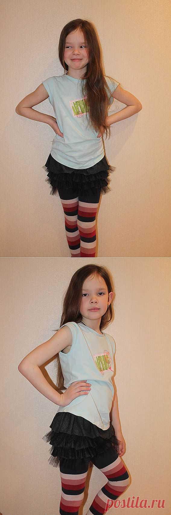 ЮбкоЛегинсы (Diy) / Для детей / Модный сайт о стильной переделке одежды и интерьера