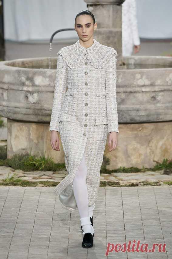 Alta Costura: desfile Chanel primavera-verano 2020 - Foto 19