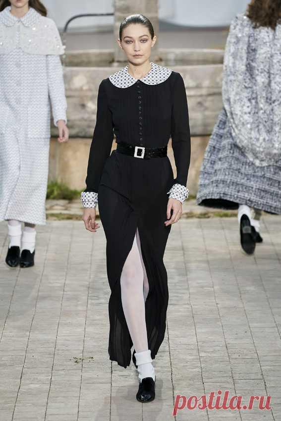 Alta Costura: desfile Chanel primavera-verano 2020 - Foto 17