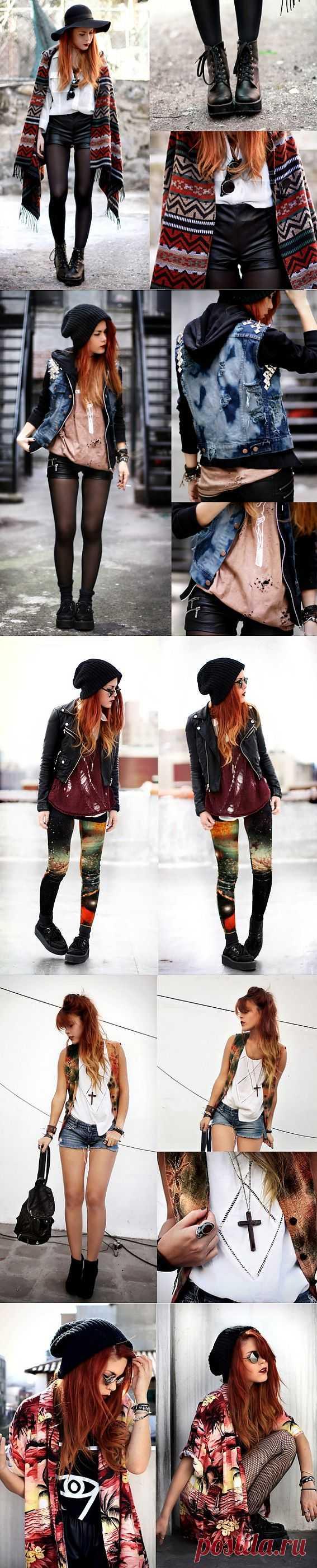 Рыжие атакуют №4 Lua P (трафик) / Блоггеры / Модный сайт о стильной переделке одежды и интерьера
