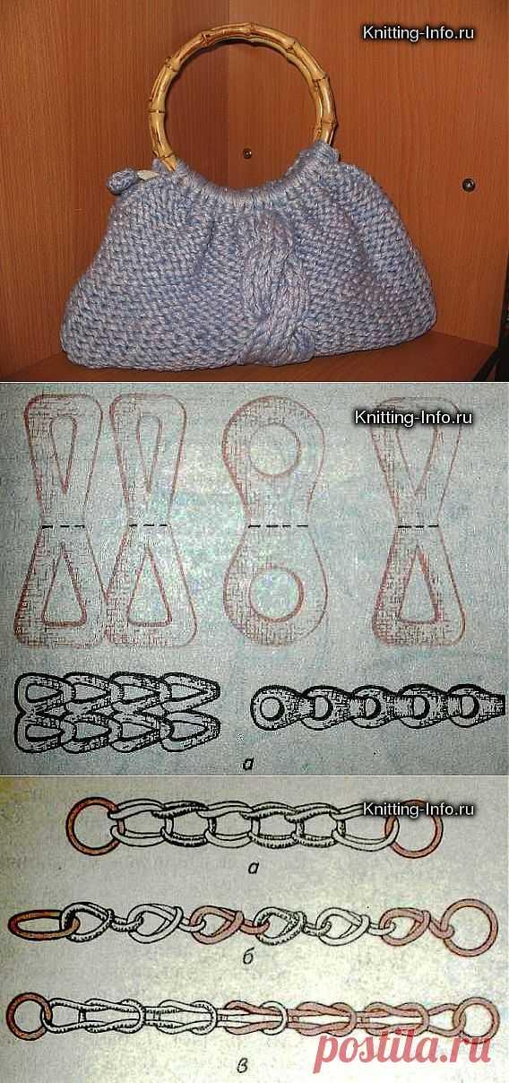 Knitting-Info.Forum -> Ручки для сумок