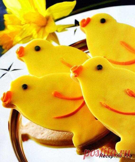 Печенье «Веселый цыпленок»