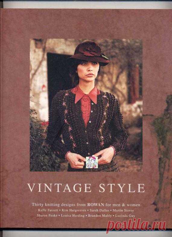 ***Rowan_Vintage_Style - varvarushka-kuban