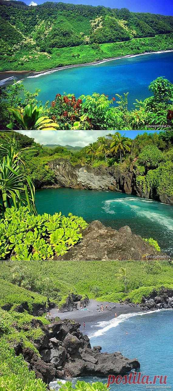 Сады острова Мауи « Крутая тема: самые интересные фото, видео, вещи и явления со всего света