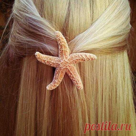Морская звезда для волос - $9.00 USD