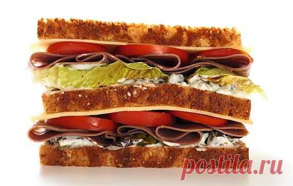 Несколько вкуснейших бутербродов