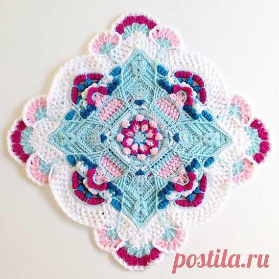 Karoo Mystery A Long Dutch Translation Crochet Pattern Jen