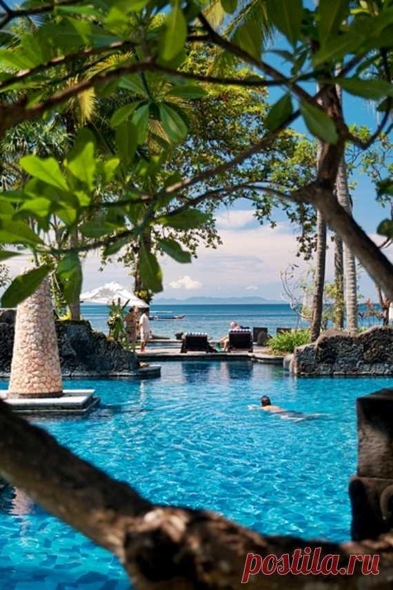 Поистине райский отдых в тропиках. Остров Ломбок, Индонезия