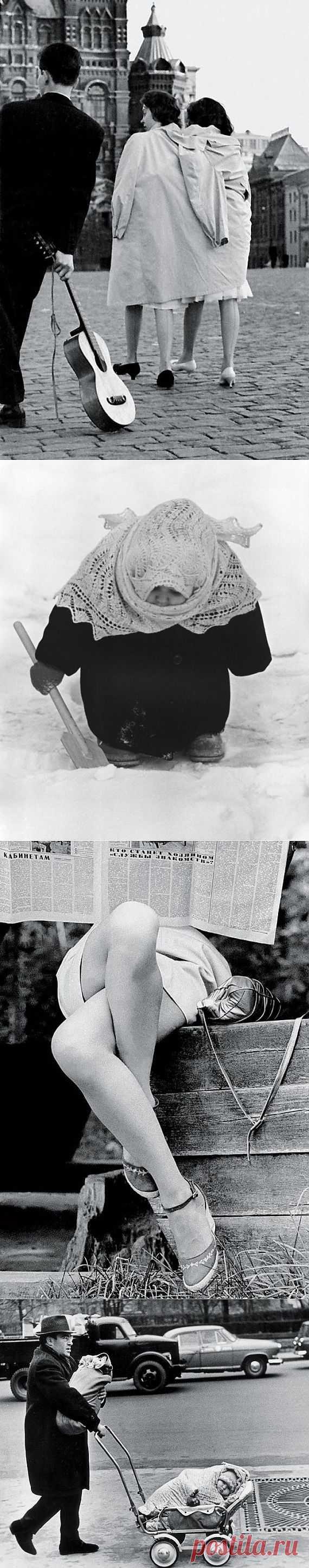 Лучшие советские фотографии галереи им. братьев Люмьер / Обратно в СССР