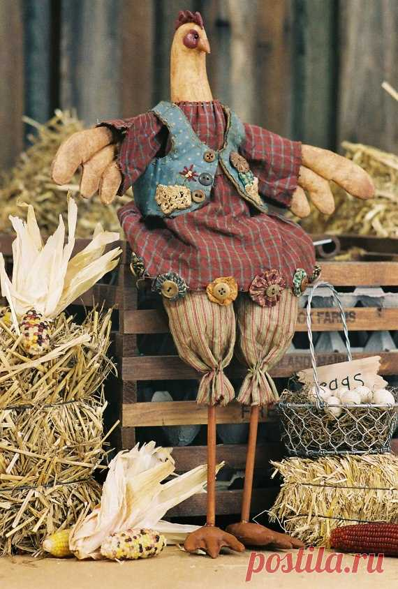 куклы в картинках из курицы наше время
