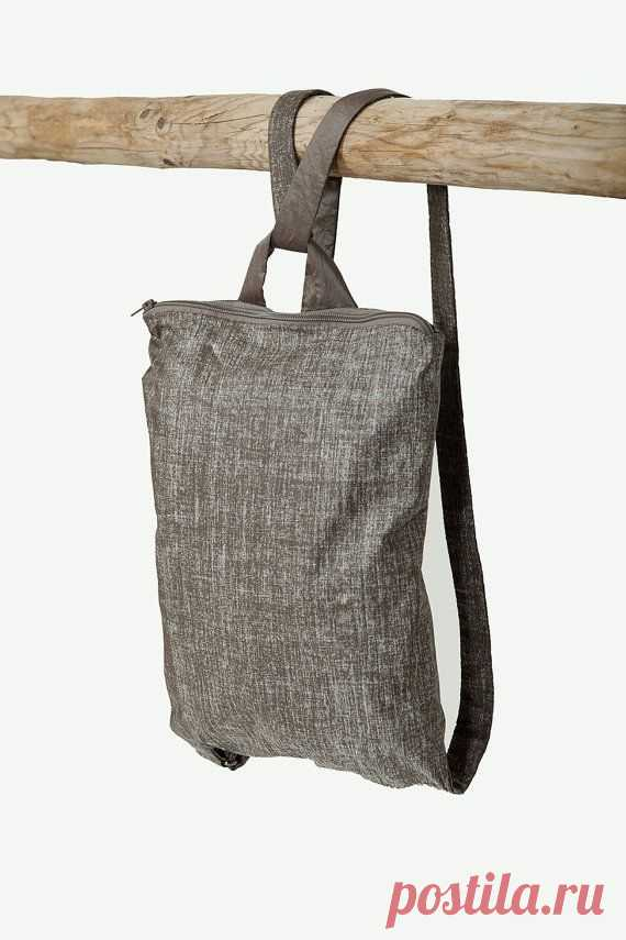 d0f6af2897fa Выкройки и идеи простых сумок и рюкзаков / Сумки, клатчи, чемоданы / ВТОРАЯ  УЛИЦА