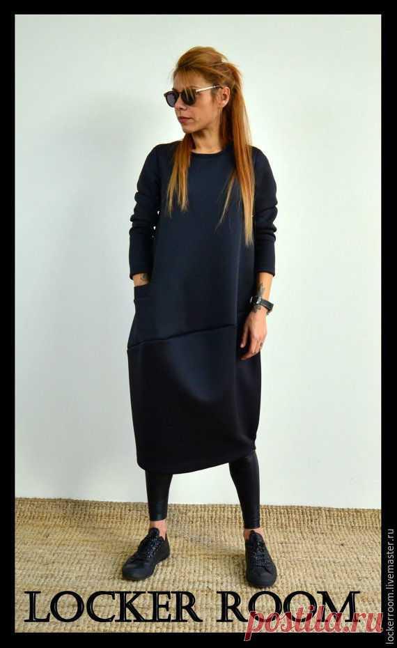 f5a68820e42 Купить Платье туника из неопрена ComfortNeo в интернет магазине на Ярмарке  Мастеров Купить или заказать Платье
