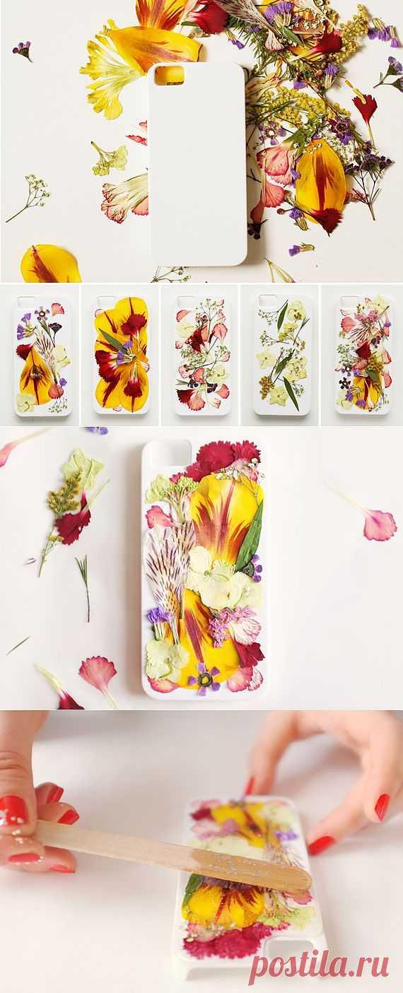 Декор задней стенки телефона (DiY) / Гаджеты / Модный сайт о стильной переделке одежды и интерьера
