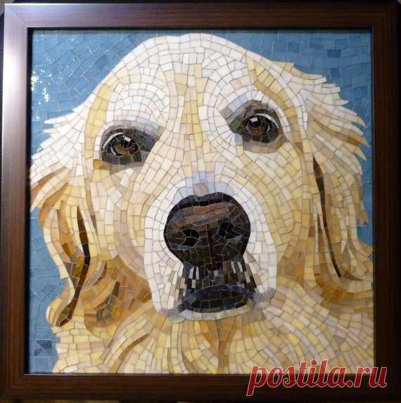 Dog Mosaic (Page 7) - Line.17QQ.com