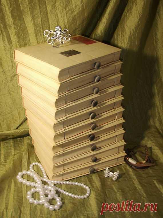 Шкатулка - книжки - $60.00 USD