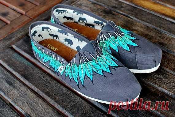 Симпатичные тапки / Обувь / Модный сайт о стильной переделке одежды и интерьера