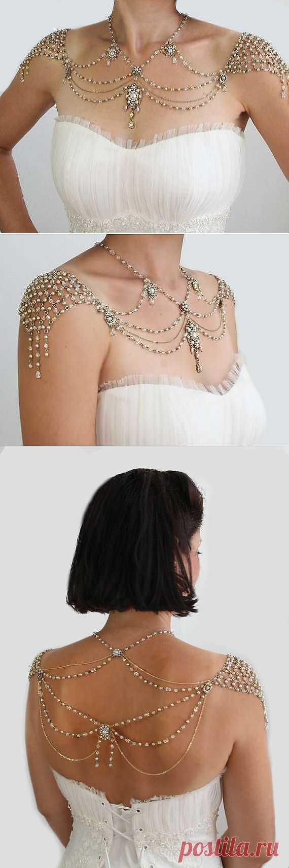 Украшение для невесты / Свадебная мода / Модный сайт о стильной переделке одежды и интерьера