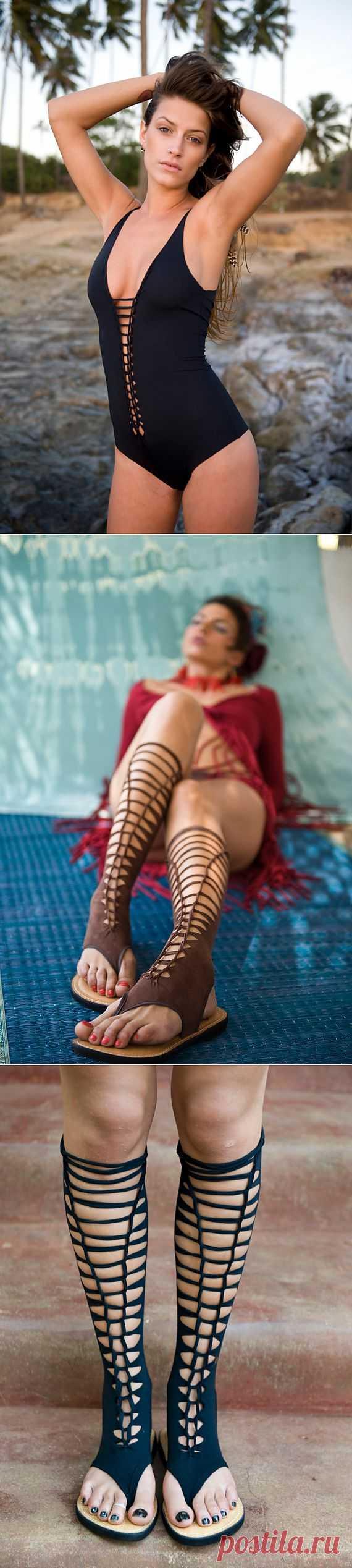Заплетенные вещи / Декор / Модный сайт о стильной переделке одежды и интерьера