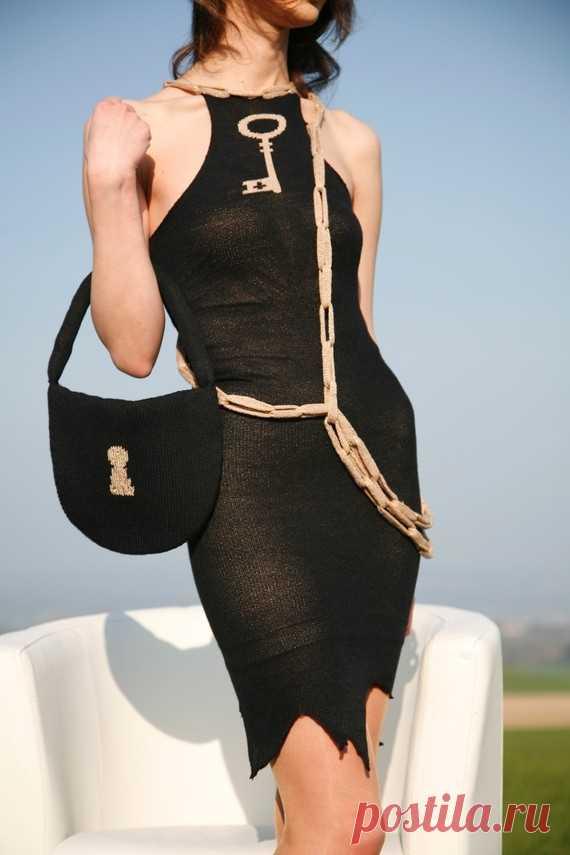 Оригинальненько Модная одежда и дизайн интерьера своими руками