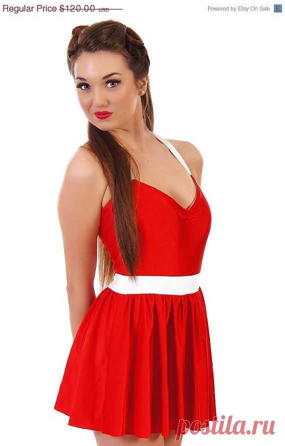 Красное платье - $90.00 USD