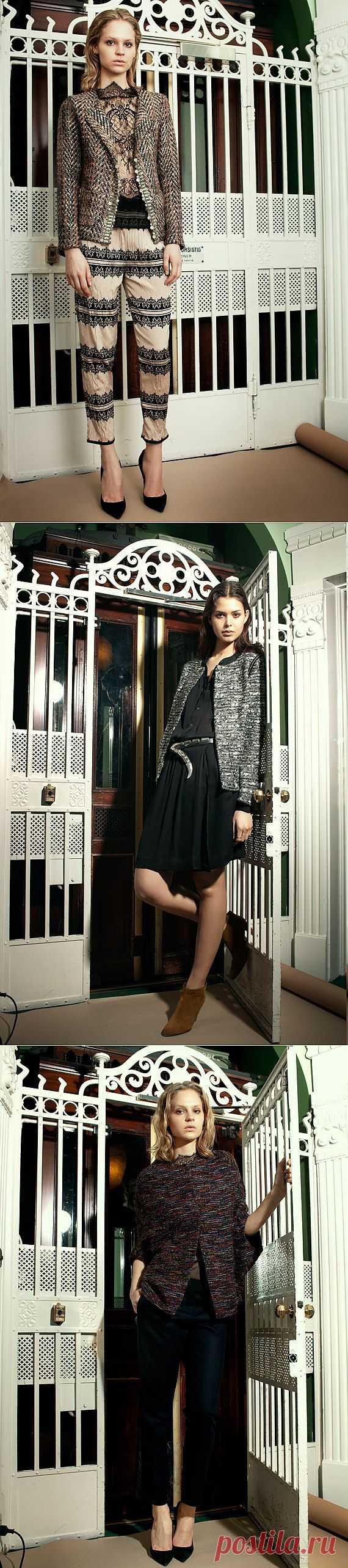 Julie Fagerholt - autumn/winter 2013 / Лукбуки / Модный сайт о стильной переделке одежды и интерьера