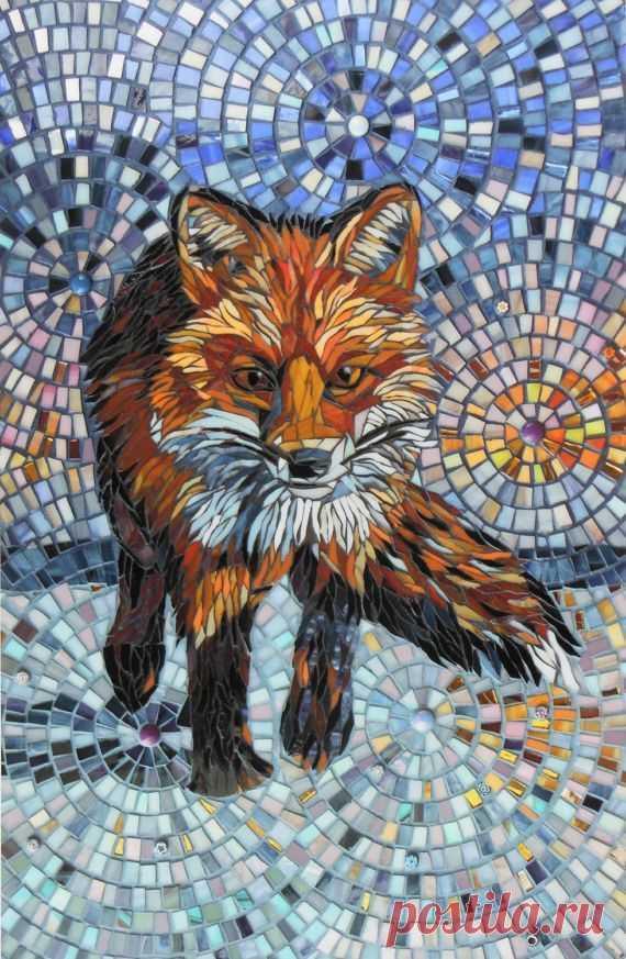Fox Mosaic (Page 5) - Line.17QQ.com