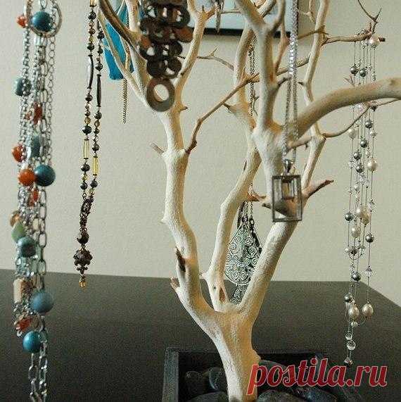 дерево для бус