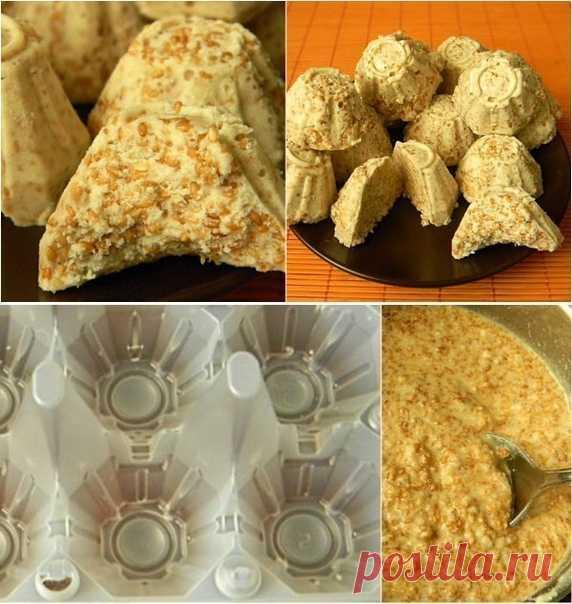 Кунжутное бурфи — это традиционная индийская сладость. Готовить ее предельно просто, но вкус получается таким, что его сложно описать словами… Сладко, но не приторно, а еще сливочно и необычайно кунжутно. Окунись в чарующий мир Востока: приготовь это волшебное лакомство, каждый кусочек которого буквально тает во рту!  Индийские сладости  ИНГРЕДИЕНТЫ • 200 г сливочного масла • 100 г кунжута • 100 г сухого молока • 75 г сахарной пудры  ПРИГОТОВЛЕНИЕ 1. Растопи масло в сковор...