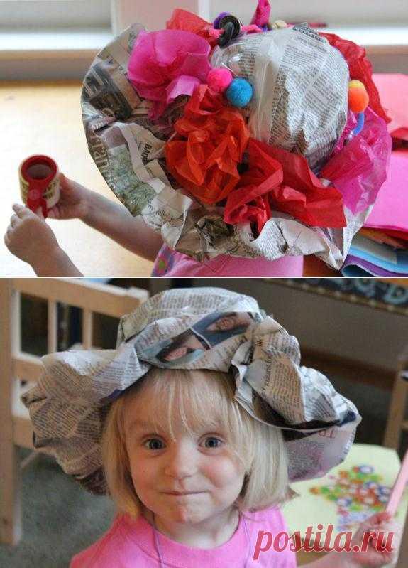 Идея для детского костюма