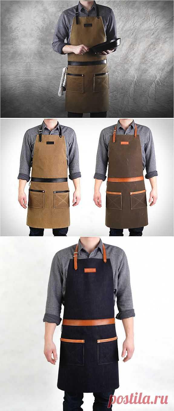 Мужские фартуки HardMill (подборка) / Мужская мода / Модный сайт о стильной переделке одежды и интерьера