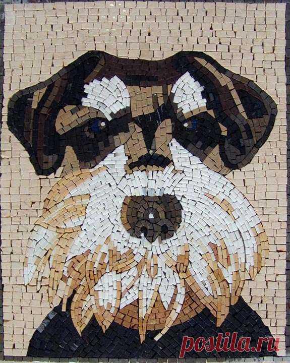 Dog Mosaic (Page 5) - Line.17QQ.com