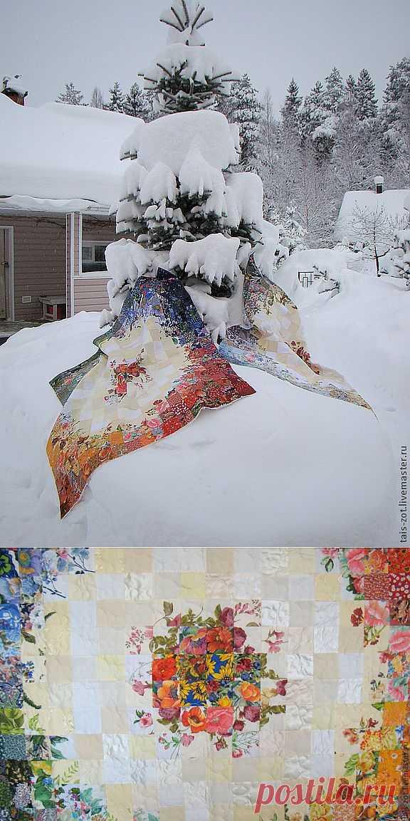 Лоскутные одеяла Таисии Зотовой / Пэчворк / Модный сайт о стильной переделке одежды и интерьера