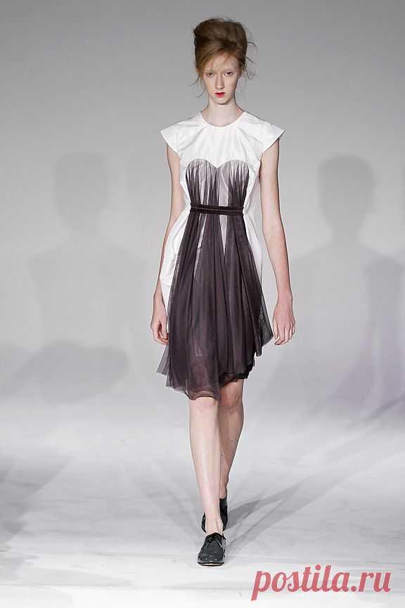 Декор платья фатином / Платья Diy / Модный сайт о стильной переделке одежды и интерьера